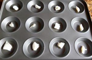 blacha do muffinek ze smalcem