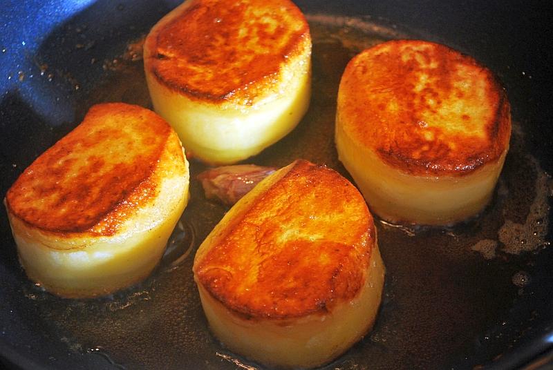 ziemniaki na patelni