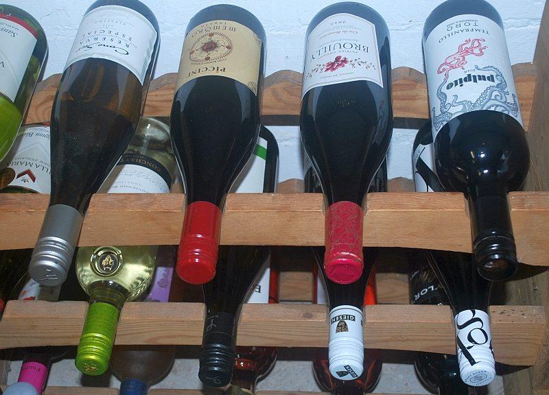 wine rack