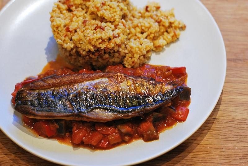 filet z makreli