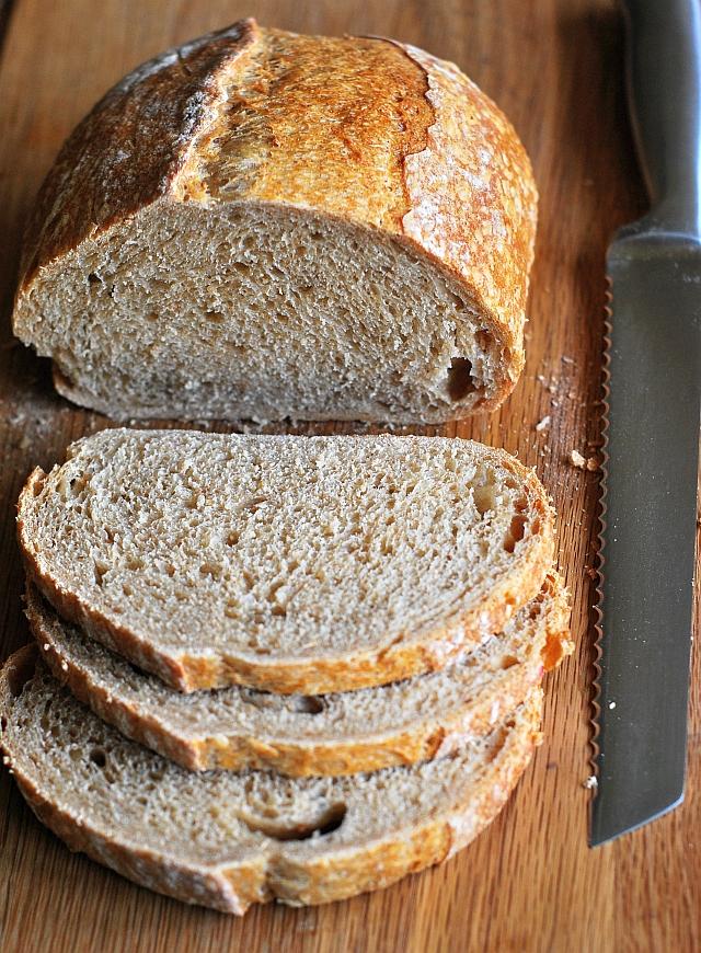 chleb na zaczynie