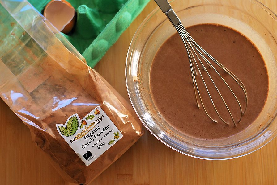 pancake batter