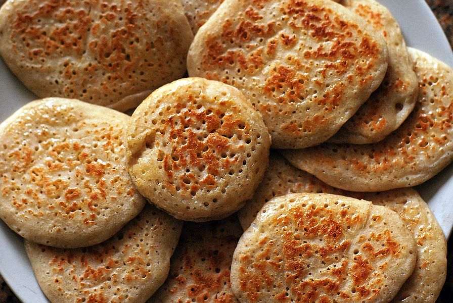 piklets and crumpets